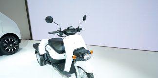 Honda Gyro e 2021