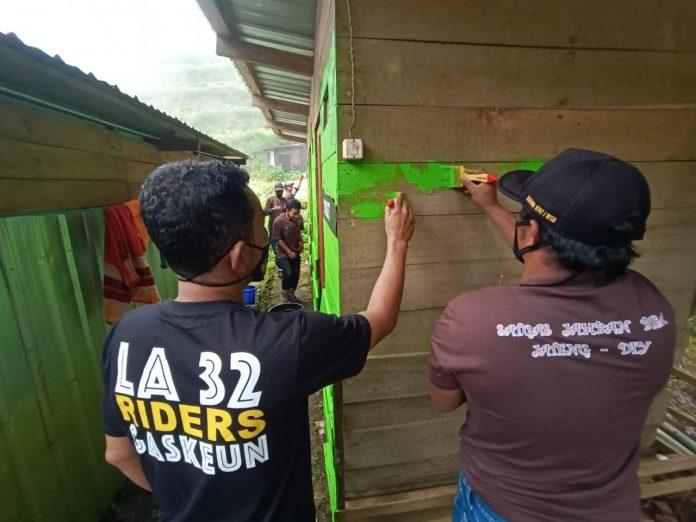 LA 32 Riders Bedah