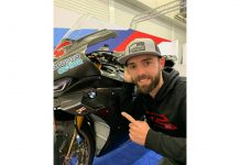 Jonas Folger BMW