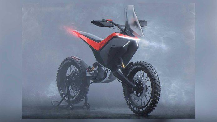KTM EX-C Freeride