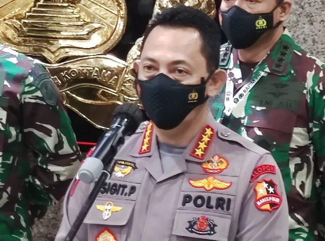 Kapolri Listyo Sigit Prabowo