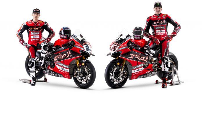 Livery Aruba.it Racing - Ducati