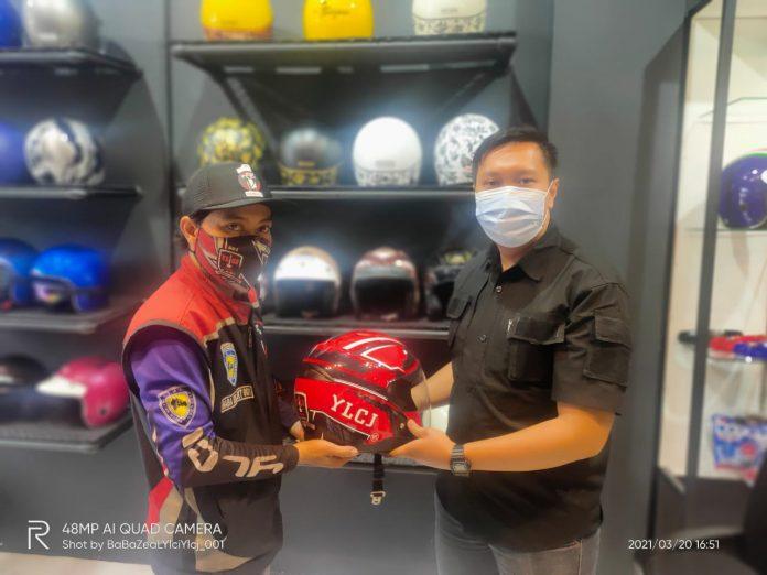 Marzano Helmet YLCJ