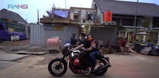 Motor Raffi Ahmad