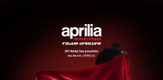 Presentasi Aprilia Racing