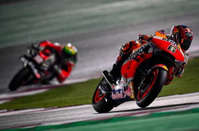 Pembuka Tes MotoGP 2021