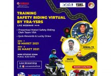 Training Safety Riding