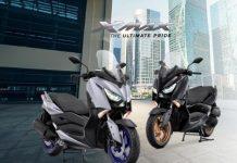 Warna Baru Yamaha XMAX