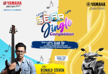 Let's GEAR Up Jingle Competition