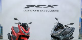 Penghargaan All New PCX