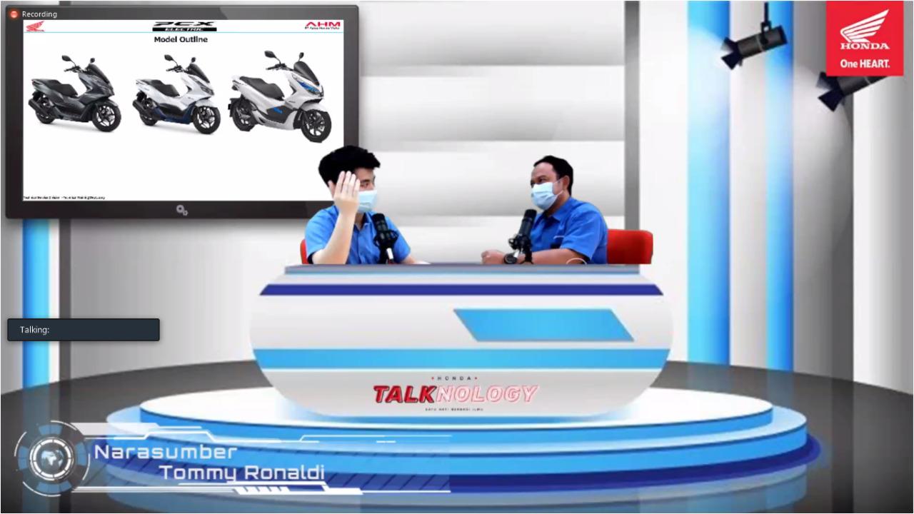 Honda Talknology