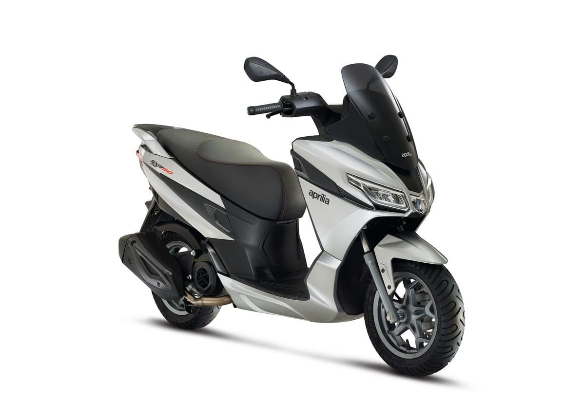 Aprilia SXR 50 2021