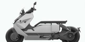 Prototipe BMW Definition CE-04