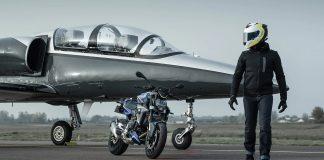 BMW F900R Force