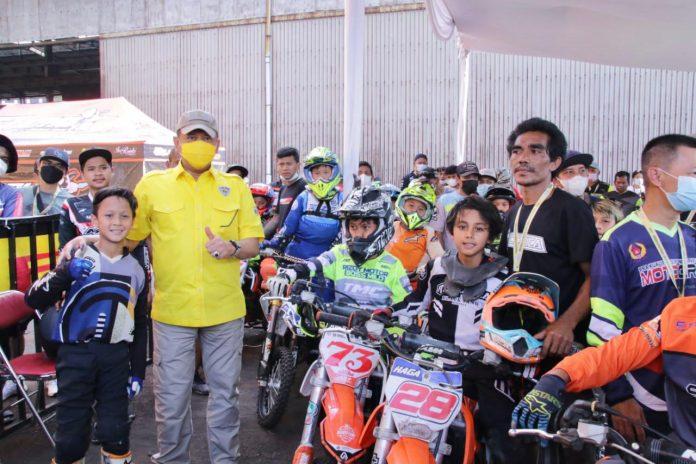Ajang BOS Junior Motocross