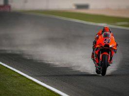 Petrucci Jadi Test Rider