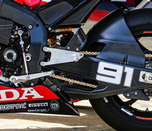 Honda CBR1000 RR-R