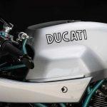 Modifikasi Ducati Paul Smart