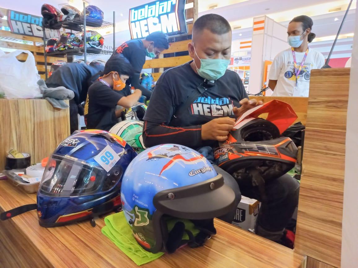 Belajar Helm IIMS Hybrid
