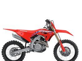 Recall Honda CRF450R 2021