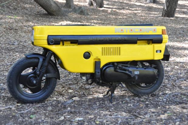Honda Motocompo 1982