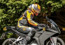 KTM RC390 Terbaru