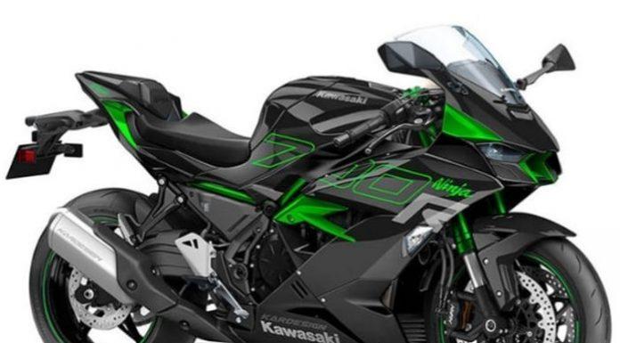 Kawasaki Ninja 700