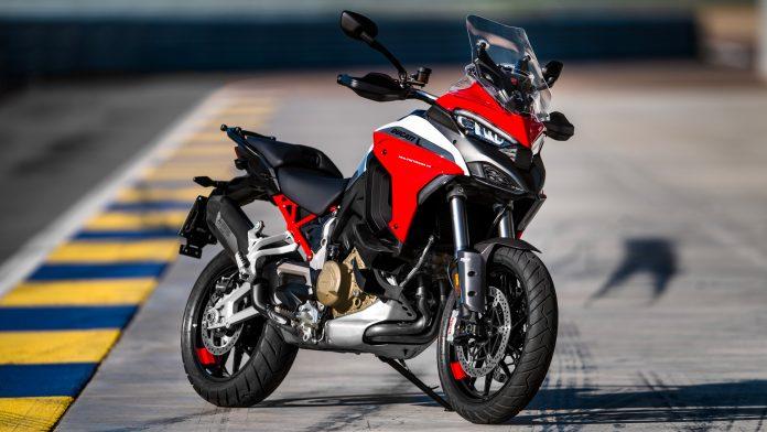 Recall Ducati Multistrada V4