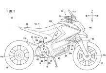 Paten Motor Listrik Honda