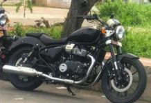 Royal Enfield Shotgun