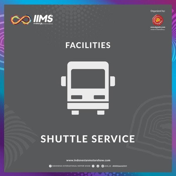 Shuttle Bus IIMS