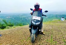 Test Ride NMAX 155