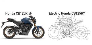 motor listrik baru honda
