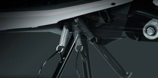 standar sepeda motor
