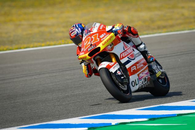 QTT Moto2 2021 Jerez