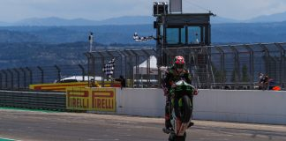 WorldSBK 2021 Aragon Race1