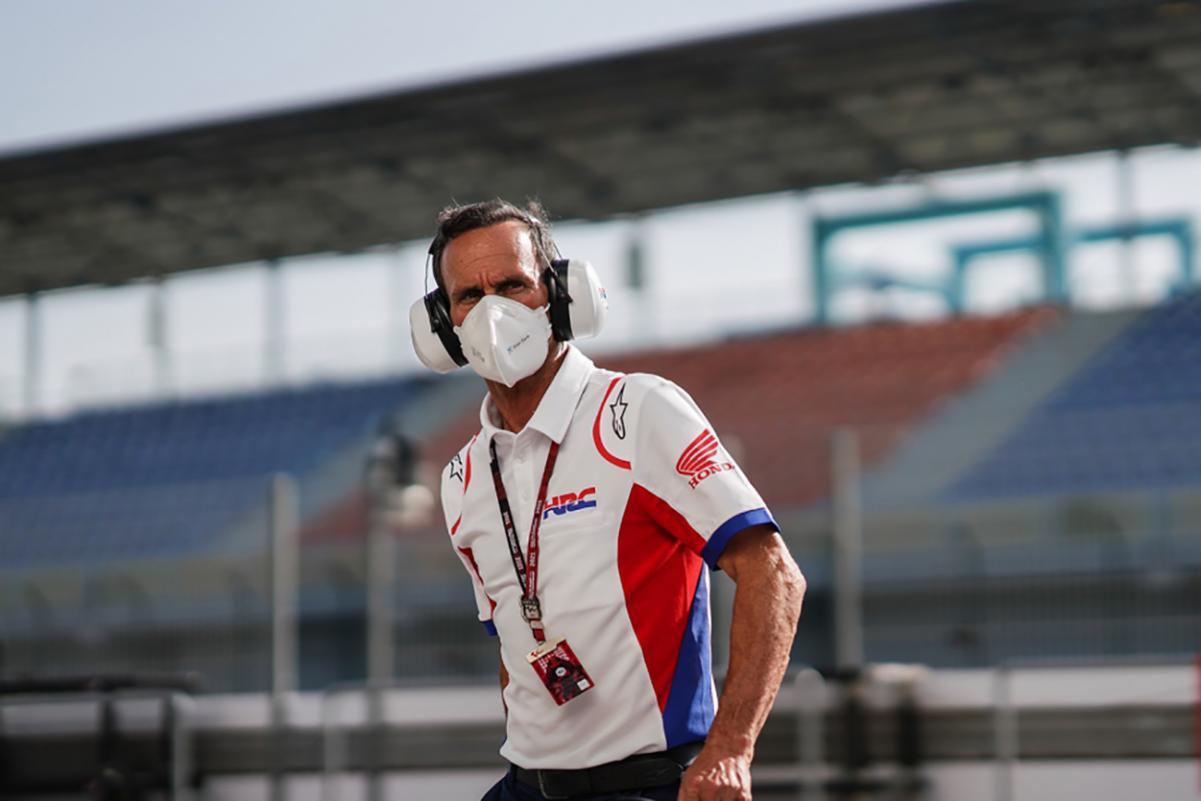 Tim Honda MotoGP