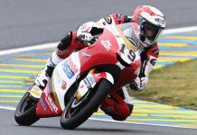Moto3 Le Mans 2021