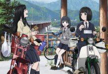 Anime Novel Super Cub