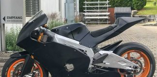 Motor MotoGP BMW Suter