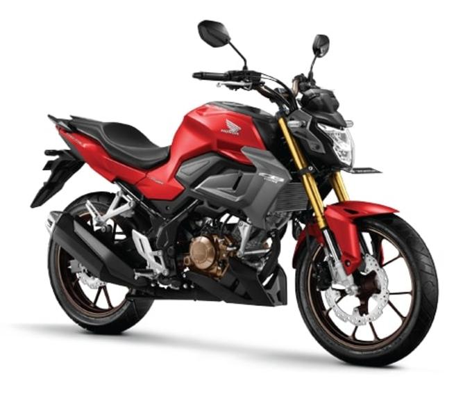 Honda CB150R Streetfire Baru