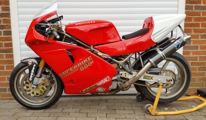 Ducati 926 Corse