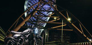 Ducati Scrambler 800 Nightshift