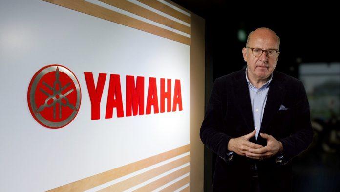 Presiden Yamaha Eropa