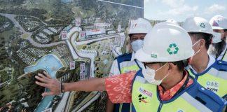 Pembangunan Sirkuit Mandalika