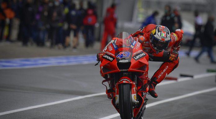 Hasil FP1 MotoGP Perancis