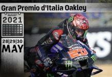 Jadwal MotoGP Italia 2021