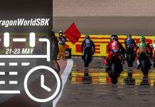 Jadwal WorldSBK Aragon 2021