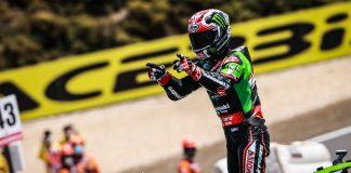 Race 2 WorldSBK Estoril