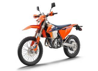 Motor Enduro KTM 2022